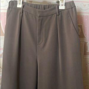 Gray Uniqlo Pants